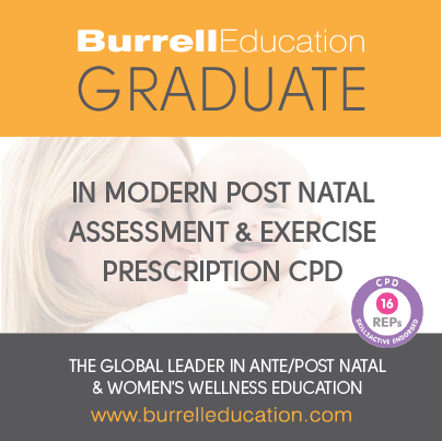 Graduate Burrell Education Certificate